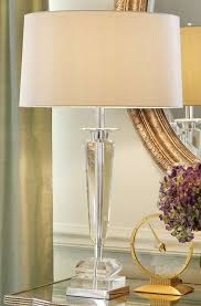 bedroom lighting solutions. Our Adams Crystal Lamp Clearly Is An Elegant Lighting Solution That Both Modern And Classic Bedroom Solutions
