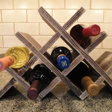 Best Rustic Wine Rack Products on Wanelo