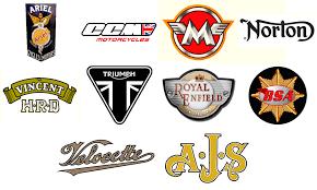 british motorcycle brands companies