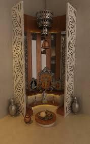 Pooja Room Designs In Living Room Best Pooja Room Design By Interior Designer Kamlesh Maniya