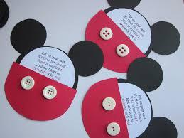 Embellishing Life Mickey Birthday Invitations
