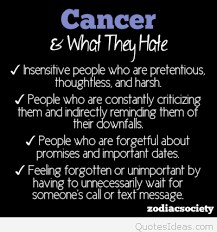 Cancer Zodiac Images And Quotes