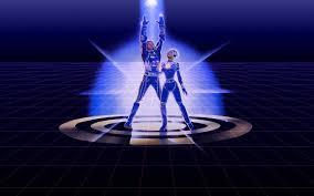 tron action adventure sci fi futuristic disney hd wallpaper desktop background
