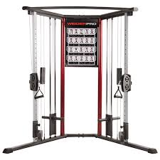Weider Pro Cable Trainer Home Gym