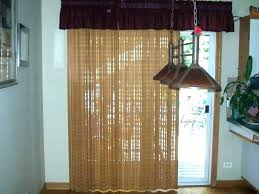 curtains for sliding glass doors in kitchen pictures of window treatments for sliding glass doors in