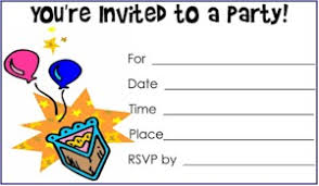 free printable invitation cards for birthday party for kids printable kids birthday invitations lijicinu fd69baf9eba6