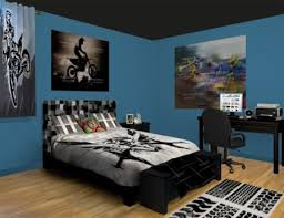 Boys Motocross Bedroom Ideas 2