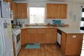 U Shaped Kitchen Small Kitchen Small U Shaped Kitchen Remodel With Nice Window Design