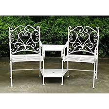 metal garden seats metal garden chairs