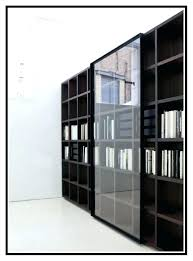 bookcase with sliding glass doors large size of bookcase sliding glass doors bookshelves sliding glass doors