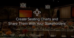 Create Event Seating Charts And Share With Clients