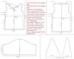 Link Costume Pattern