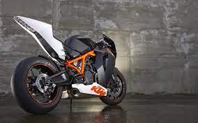 KTM 1190 RC8 R high resolution ...