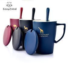Office mugs Funny The Office Mugs Office Mugs Creative Ceramic Milk Cartoon Animal Mug Tea Office Coffee Mugs Lid The Office Mugs Etsy The Office Mugs The Office Mug Office Mug The Office Humor Coffee