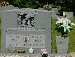 michael scott holley a grave memorial michael scott holley