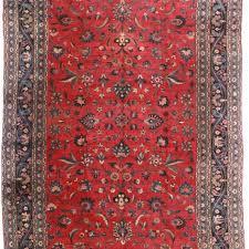 persian mashad 10 x 16 oriental rug 4970