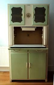 Retro Kitchen Furniture Vintage 1950s Kitchen Dresser Buffet Hutch Retro Kitchen Dresser