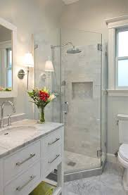 Before And After Farmhouse Bathroom Remodel  Modern Farmhouse Small Master Bathroom Renovation