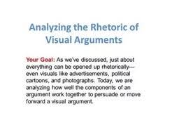 essay on visual arguments  essay on visual arguments