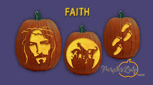 Christian Pumpkin Designs Free Faith Based Pumpkin Carving Patterns And Stencils The