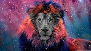 Cool Lion Galaxy Wallpapers - Top Free ...