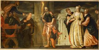 akg-images - Esther before Ahasuerus (Xerxes I)