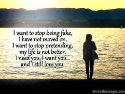 Quotes For Ex Boyfriend You Still Love Amazing I Love You Messages For ExBoyfriend Quotes For Him Ross
