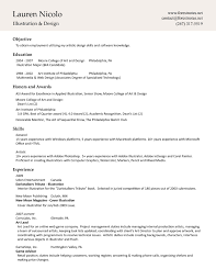 Adobe Reader Resume Template Example Adobe Resume 79 Images Free