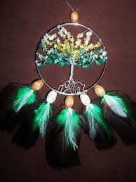 How Dream Catchers Are Made Dream Catcher Tree of Life Summer Tree Silver Dream Catcher 85