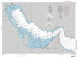 Oceangrafix Nga Nautical Chart 62032 Persian Gulf