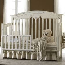 vintage nursery furniture. the bonavita francais lifestyle guard rail in antique cream is jpma cpsc u0026 astm certified vintage nursery furniture