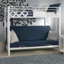 Beloved for its compact foot print, this bunk bed is a necessity ...