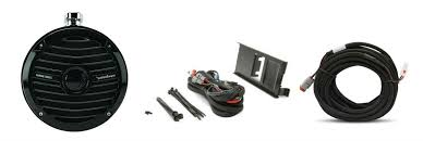 fosgate rfrngr k8 amp kit mounting plate for select ranger® models rockford fosgate rfrngr rsw16 polaris ranger rear speaker add on harness rockford fosgate rm1652w mb black prime marine 6 5 mini wakeboard tower