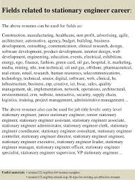 ... 16. Fields related to stationary engineer ...