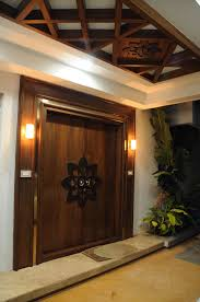 Main Entrance Foyer Designs Reflecting Taste Coordinated Ceiling Designs And Wall