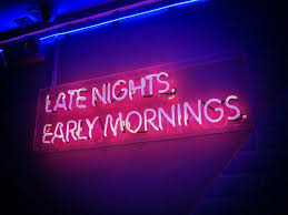 Nickirosetta Pinterest Mostly Neon Neon Signs Quotes Neon