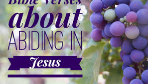 Bible Verses about Abiding in Jesus – Heather C. King – Room to Breathe