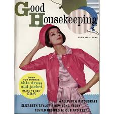 Good Housekeeping Advertising Vintage Good Housekeeping Magazine Covers Collectors Editions