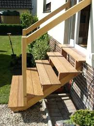 build outdoor staircase how to build outdoor wood stairs designs cost to build outside staircase build outdoor staircase
