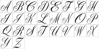 Letter Stencils To Print And Cut Out Stencil Letter Ohye Mcpgroup Co