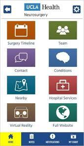 Ucla Neurosurgery App Ucla Health Los Angeles Ca