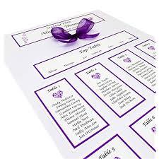 Plan Weddings Table Plans For Weddings Amazon Co Uk