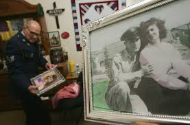 recent work damingo shows his family photos including a photo of him this wife bernadine who passed away in 2009 tuesday 21 2013 in thousand oaks