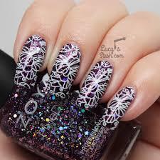 Stamping Nail Art – Flowers   Nail Treasure