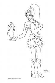 Small Picture Female Superhero Printable Coloring Pages RedCabWorcester