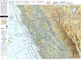 Faa Chart Vfr Sectional San Francisco Ssf Current Edition