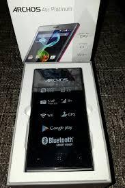 Handy Archos 45C Platinum mit Garantie ...