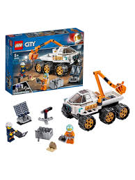 <b>Конструктор LEGO City Space</b> Port 60225 Тест-драйв вездехода ...