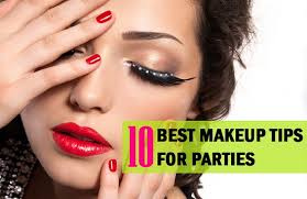 basic makeup tips and tricks on party looks make up removal