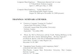 Example Of Skills And Abilities In Resume Nfcnbarroom Com